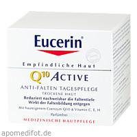 Eucerin EGH Q10 Anti-Faltenpflege, 50 ML, Beiersdorf AG Eucerin