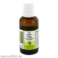 Arsenicum sulf F Kompl 86, 50 ML, Nestmann Pharma GmbH