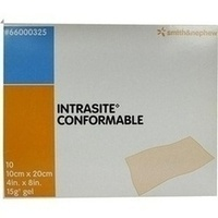 IntraSite Conformable 10x20cm, 10 ST, Smith & Nephew GmbH