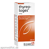 thyreo-Loges comp., 100 ML, Dr. Loges + Co. GmbH