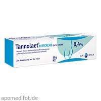 Tannolact Fettcreme, 50 G, Galderma Laboratorium GmbH