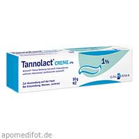 Tannolact Creme, 50 G, Galderma Laboratorium GmbH