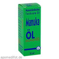 Manuka Oel, 10 ML, Pharma Peter GmbH
