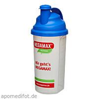 Megamax Mixbecher blau, 1 ST, Megamax B.V.