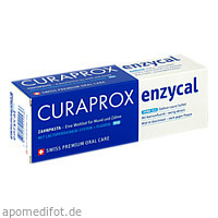 CURAPROX ENZYCAL 950 FLUORID EXTRA MILDE ZAHNPASTA, 75 ML, Curaden Germany GmbH