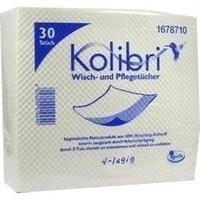 Kolibri Wisch u Pflegetucher 7200-01, 30 Stück, Igefa Handelsgesellschaft Mbh&Co. KG