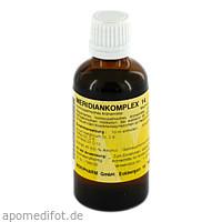 MERIDIANKOMPLEX 14, 50 ML, Meripharm GmbH Arzneimittelvertrieb