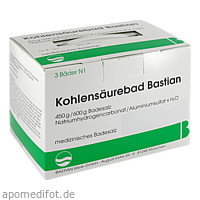 KOHLENSAEUREBAD BAST, 3 ST, Bastian-Werk GmbH