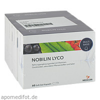 Nobilin Lyco, 4X60 ST, Medicom Pharma GmbH