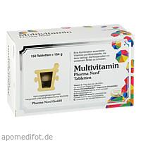 Multivitamin Pharma Nord, 150 ST, Pharma Nord Vertriebs GmbH