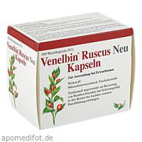 VENELBIN Ruscus Neu Kapseln, 100 ST, MIT Gesundheit GmbH