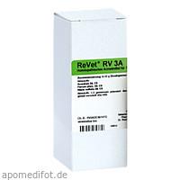 REVET RV 3A Globuli vet., 42 G, Dr.RECKEWEG & Co. GmbH