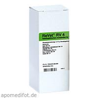 REVET RV 4 Globuli vet., 42 G, Dr.RECKEWEG & Co. GmbH