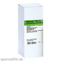REVET RV 5 Globuli vet., 42 G, Dr.RECKEWEG & Co. GmbH