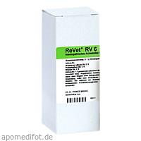 REVET RV 6 Globuli vet., 42 G, Dr.RECKEWEG & Co. GmbH