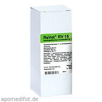 REVET RV 15 Globuli vet., 42 G, Dr.RECKEWEG & Co. GmbH
