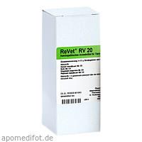 REVET RV 20 Globuli vet., 42 G, Dr.RECKEWEG & Co. GmbH