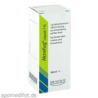 Aknefug-Liquid 1%, 100 ML, Dr. August Wolff GmbH & Co. KG Arzneimittel