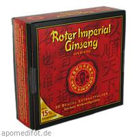 Roter Imperial Ginseng von Gintec Extraktpulver15%, 30X1 G, Gintec Europe GmbH