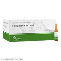 Chiroplexan H Inj., 50X5 ML, Homöopathisches Laboratorium Alexander Pflüger GmbH & Co. KG
