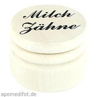 MIlchzahndose Holz 3.5cm, 1 ST, Megadent Deflogrip Gerhard Reeg GmbH