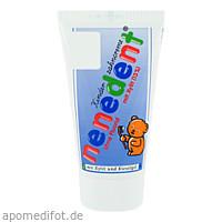 Nenedent Kinderzahncreme ohne Fluorid Standtube, 50 ML, Dentinox Gesellschaft für pharmazeutische Präparate