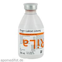 Ringer-Laktat-Lsg. Plastik, 250 ML, Serag-Wiessner GmbH & Co. KG