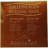 STILLEINLAGE SEIDE WOLLE WOLLE, 2 ST, Medesign I. C. GmbH