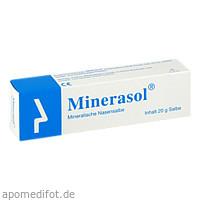 Minerasol Mineralische Nasensalbe, 20 G, Pharno-Wedropharm GmbH