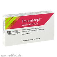 TRAUMASEPT Ovula, 5 ST, Dr. August Wolff GmbH & Co.KG Arzneimitt