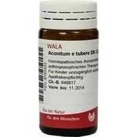 ACONITUM E TUBERE D 6, 20 G, Wala Heilmittel GmbH