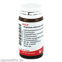 ARGENTUM NITR COMP, 20 G, Wala Heilmittel GmbH