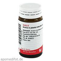 ARNICA E PLANTA TOTA D 4, 20 G, Wala Heilmittel GmbH
