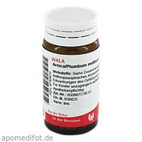 ARNICA/PLUMBUM mellitum, 20 G, Wala Heilmittel GmbH