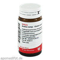 AVENA COMP, 20 G, Wala Heilmittel GmbH