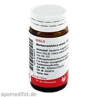 BERBERIS/URTICA URENS, 20 G, Wala Heilmittel GmbH