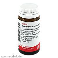 BERBERIS/UTERUS COMP, 20 G, Wala Heilmittel GmbH