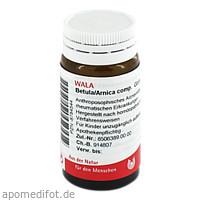BETULA/ARNICA COMP, 20 G, Wala Heilmittel GmbH