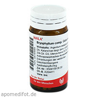 BRYOPHYLLUM COMP, 20 G, Wala Heilmittel GmbH