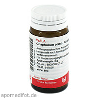 GNAPHALIUM COMP, 20 G, Wala Heilmittel GmbH