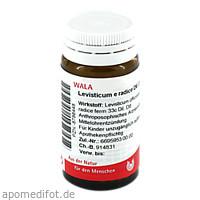 LEVISTICUM E RADICE D 6, 20 G, Wala Heilmittel GmbH