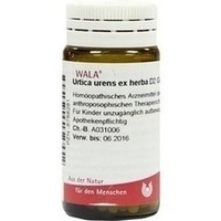 URTICA URENS EX HERBA D 2, 20 G, Wala Heilmittel GmbH
