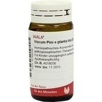 VISCUM PINI E PL TOTA D 6, 20 G, Wala Heilmittel GmbH
