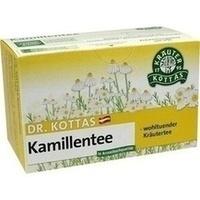 DR. KOTTAS Kamillentee Filterbeutel, 20 ST, Hecht Pharma GmbH GB - Handelsware