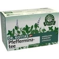 DR. KOTTAS Pfefferminztee Filterbeutel, 20 ST, Hecht Pharma GmbH GB - Handelsware