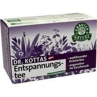 DR. KOTTAS Entspannungstee Filterbeutel, 20 ST, Hecht Pharma GmbH GB - Handelsware