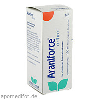 Araniforce arthro, 100 ML, Weber & Weber GmbH & Co. KG
