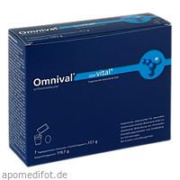 OMNIVAL orthomolekular 2OH vital 7 TP Gran+Kaps., 1 P, Med Pharma Service GmbH