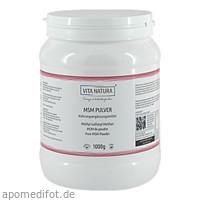 MSM PULVER METHYLSULFONYLMETHAN, 1000 G, Vita Natura GmbH & Co. KG