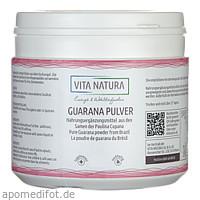 GUARANA PULVER, 250 G, Vita Natura GmbH & Co. KG